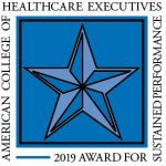 2019 Chapter Sustained Performance Award